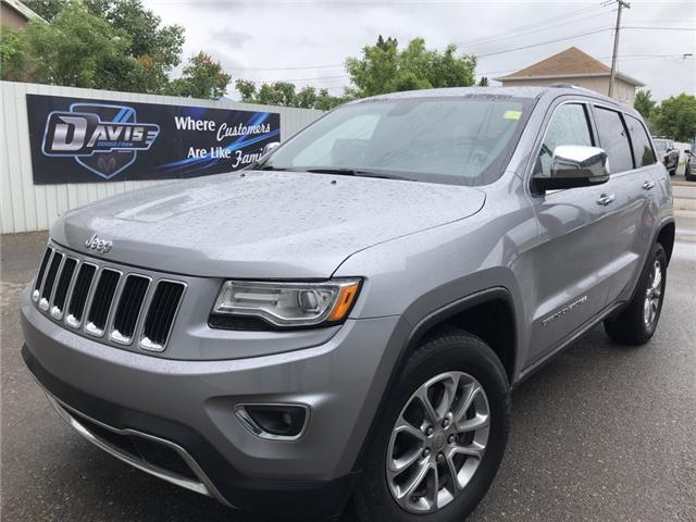 2014 Jeep Grand Cherokee Limited (Stk: 5742) in Fort Macleod - Image 1 of 24
