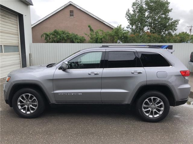 2014 Jeep Grand Cherokee Limited (Stk: 5742) in Fort Macleod - Image 2 of 24