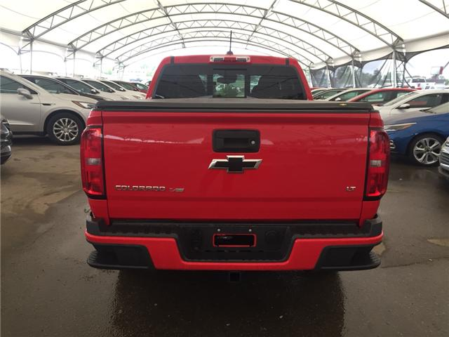 2018 Chevrolet Colorado LT (Stk: 163323) in AIRDRIE - Image 5 of 20