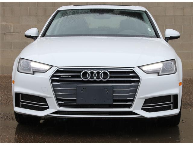 2018 Audi A4 2.0T Komfort (Stk: V6802) in Saskatoon - Image 2 of 6