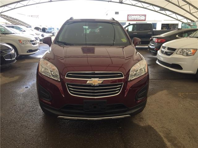 2016 Chevrolet Trax LT (Stk: 165168) in AIRDRIE - Image 2 of 22