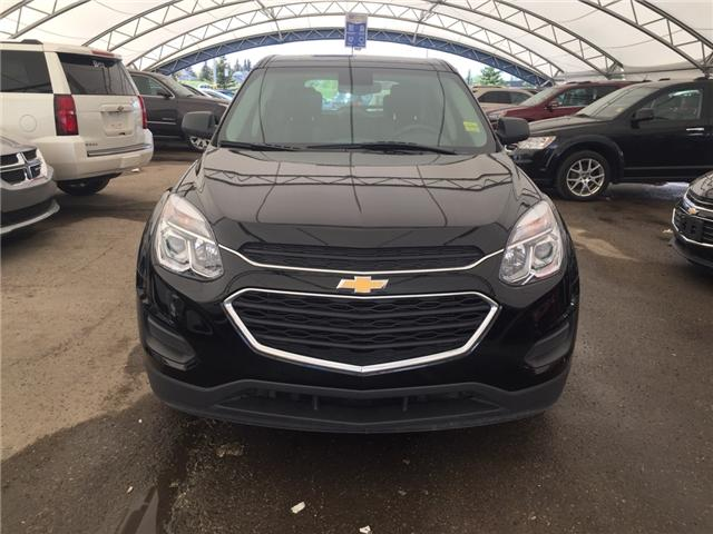 2017 Chevrolet Equinox LS (Stk: 165279) in AIRDRIE - Image 2 of 18