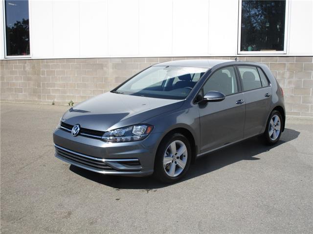 2021 Volkswagen Golf Comfortline (Stk: 210335) in Regina - Image 1 of 38