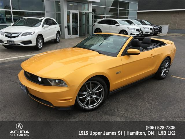 2012 Ford Mustang GT (Stk: 1211390) in Hamilton - Image 2 of 27