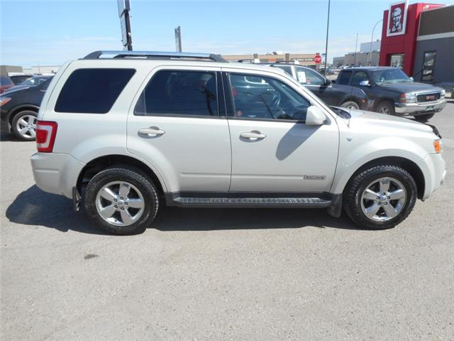 2008 Ford Escape Limited (Stk: P1442) in Regina - Image 1 of 19