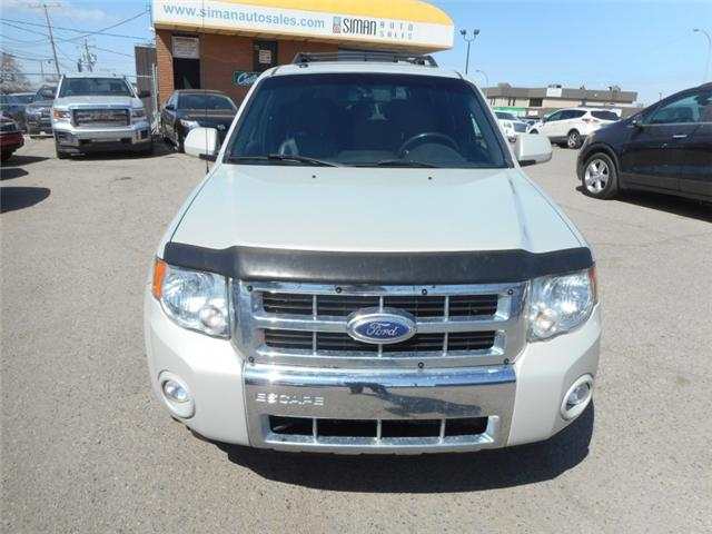 2008 Ford Escape Limited (Stk: P1442) in Regina - Image 2 of 19