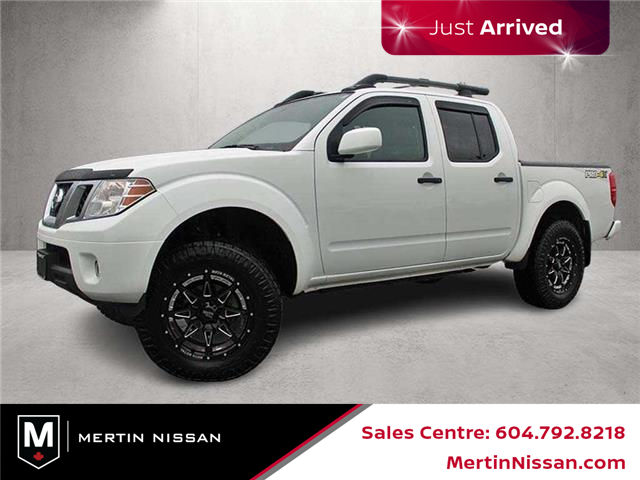 2019 Nissan Frontier PRO-4X (Stk: N229-1994A) in Chilliwack - Image 1 of 10