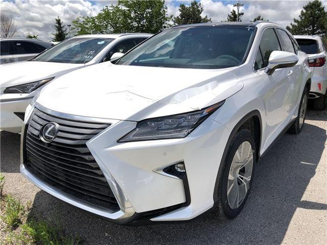 2018 Lexus RX 350 Base (Stk: 154573) in Brampton - Image 1 of 5