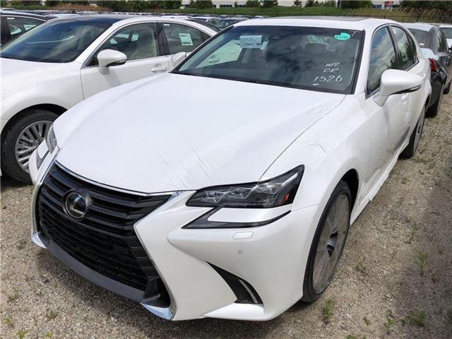 2018 Lexus GS 350 Premium (Stk: 9677) in Brampton - Image 1 of 5