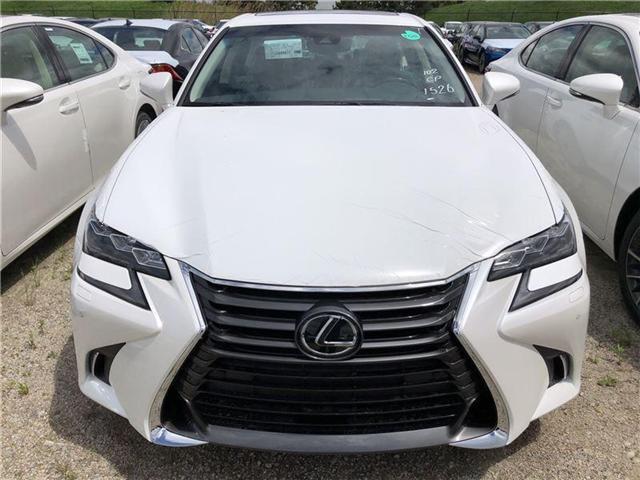 2018 Lexus GS 350 Premium (Stk: 9677) in Brampton - Image 2 of 5