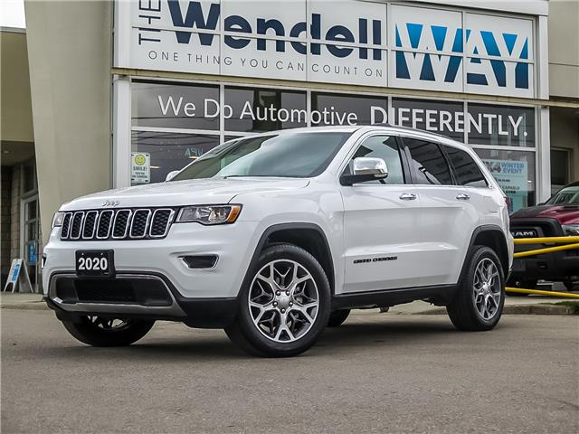 2020 Jeep Grand Cherokee Limited (Stk: 54399) in Kitchener - Image 1 of 27
