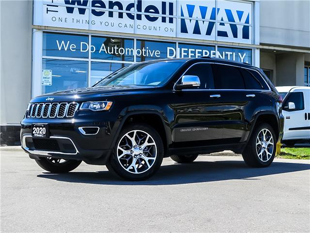 2020 Jeep Grand Cherokee Limited (Stk: 54354) in Kitchener - Image 1 of 27