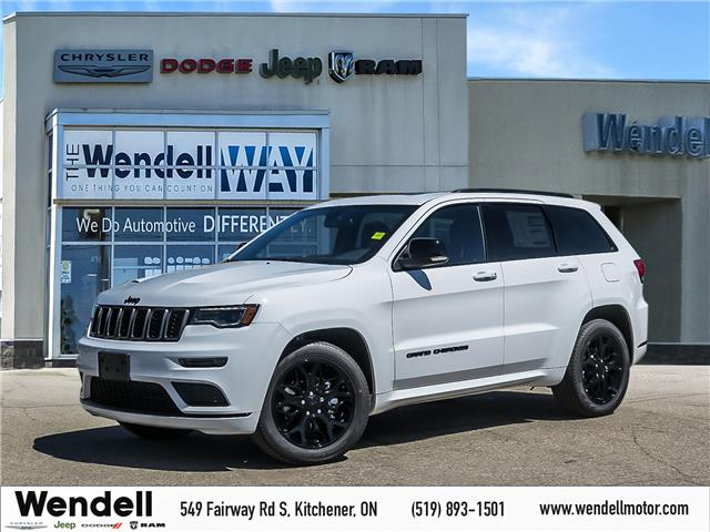 2021 Jeep Grand Cherokee Limited (Stk: 43029) in Kitchener - Image 1 of 23