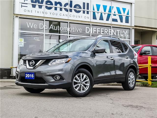 2016 Nissan Rogue  (Stk: 54475) in Kitchener - Image 1 of 26