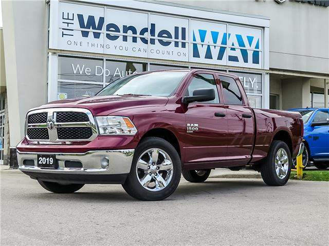 2019 RAM 1500 Classic ST (Stk: 54524) in Kitchener - Image 1 of 24