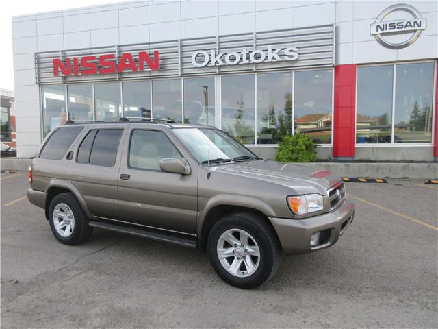 2002 Nissan Pathfinder LE (Stk: 7410) in Okotoks - Image 1 of 19