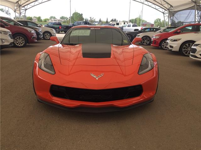 2019 Chevrolet Corvette Grand Sport (Stk: 164714) in AIRDRIE - Image 2 of 20
