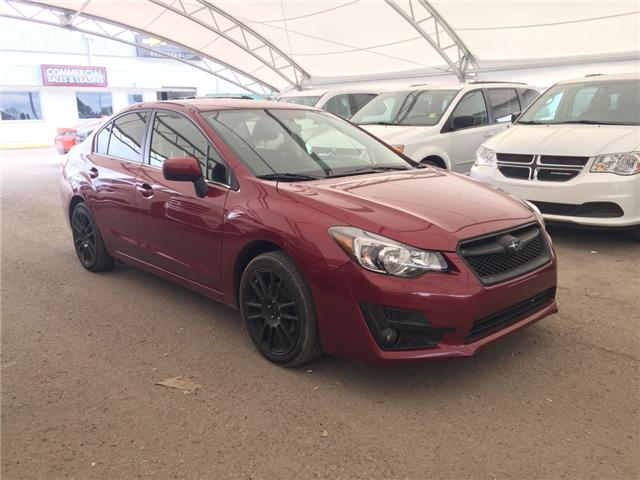 2016 Subaru Impreza  (Stk: 165286) in AIRDRIE - Image 1 of 21