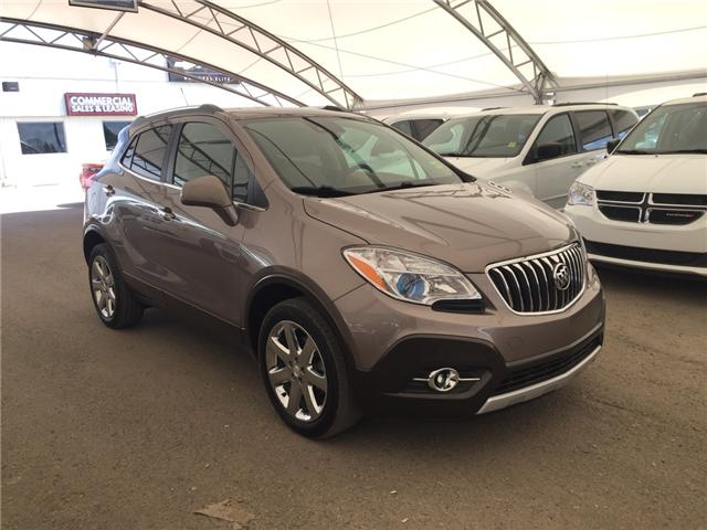 2013 Buick Encore Premium (Stk: 165133) in AIRDRIE - Image 1 of 23