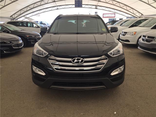 2015 Hyundai Santa Fe Sport  (Stk: 164863) in AIRDRIE - Image 2 of 21