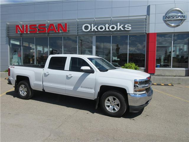 2017 Chevrolet Silverado 1500 1LT (Stk: 7197) in Okotoks - Image 1 of 22