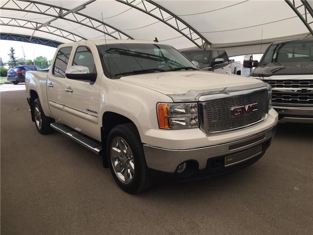 2012 GMC Sierra 1500 SLT (Stk: 164892) in AIRDRIE - Image 1 of 20
