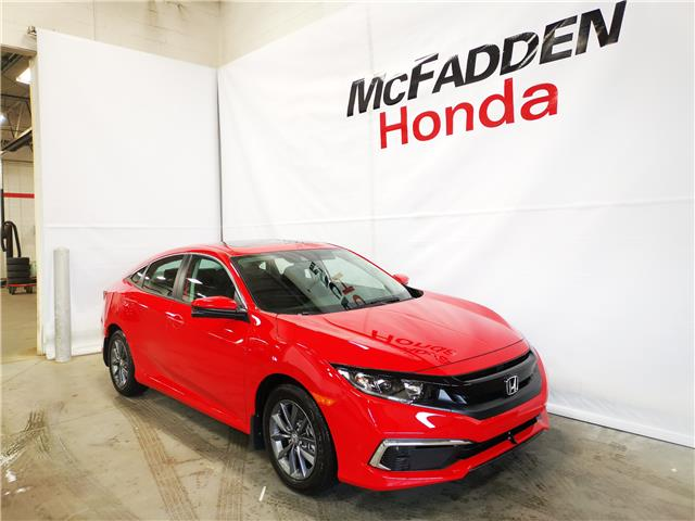 2021 Honda Civic EX (Stk: 2433) in Lethbridge - Image 1 of 19
