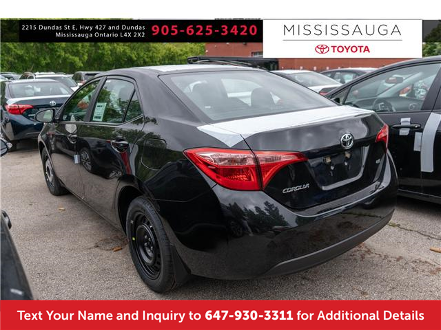 2019 Toyota Corolla LE (Stk: K3003) in Mississauga - Image 2 of 12