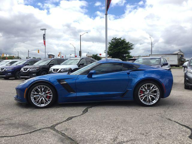 2016 Chevrolet Corvette Z06 (Stk: U1247A) in Hamilton - Image 2 of 8