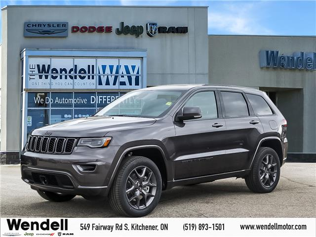 2021 Jeep Grand Cherokee Limited (Stk: 43015) in Kitchener - Image 1 of 16
