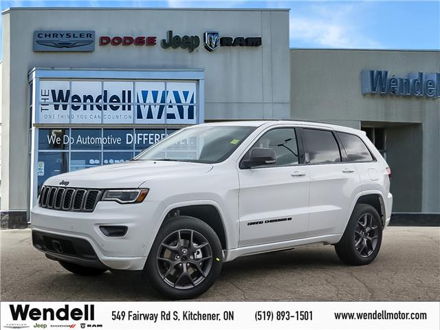 2021 Jeep Grand Cherokee Limited (Stk: 43019) in Kitchener - Image 1 of 19
