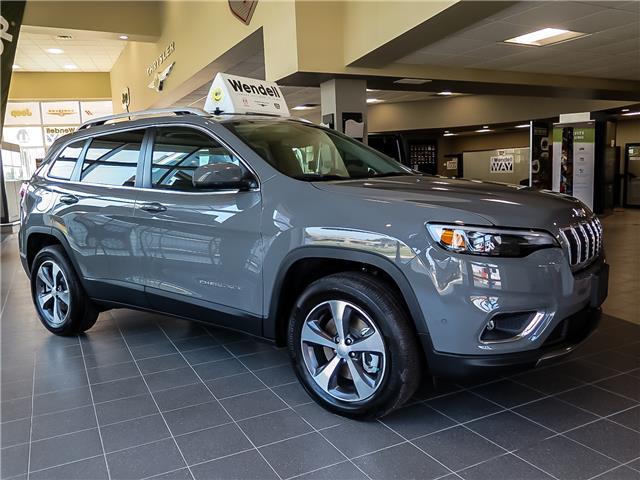 2021 Jeep Cherokee Limited (Stk: 42883) in Kitchener - Image 1 of 19