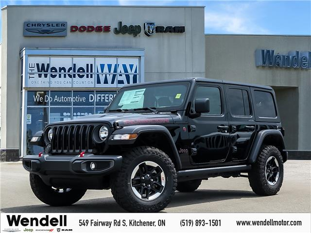 2021 Jeep Wrangler Unlimited Rubicon (Stk: 43071) in Kitchener - Image 1 of 18