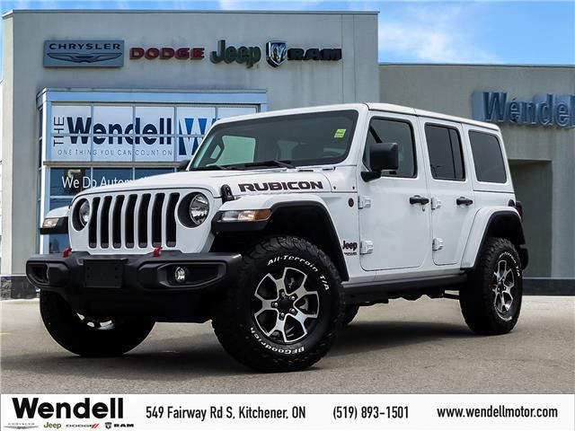 2021 Jeep Wrangler Unlimited Rubicon (Stk: 43056) in Kitchener - Image 1 of 20