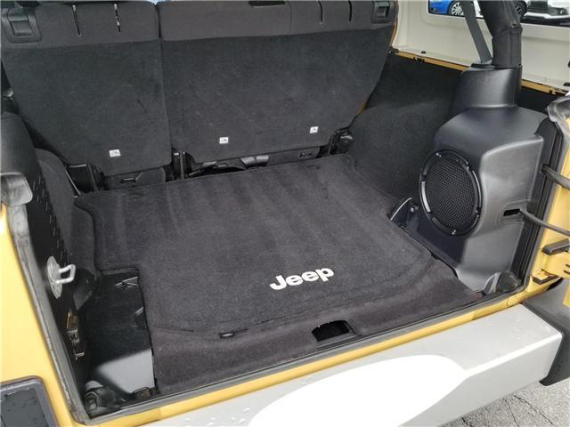 2013 Jeep Wrangler Unlimited Sahara 4WD (Stk: p18-082) in Dartmouth - Image 2 of 13