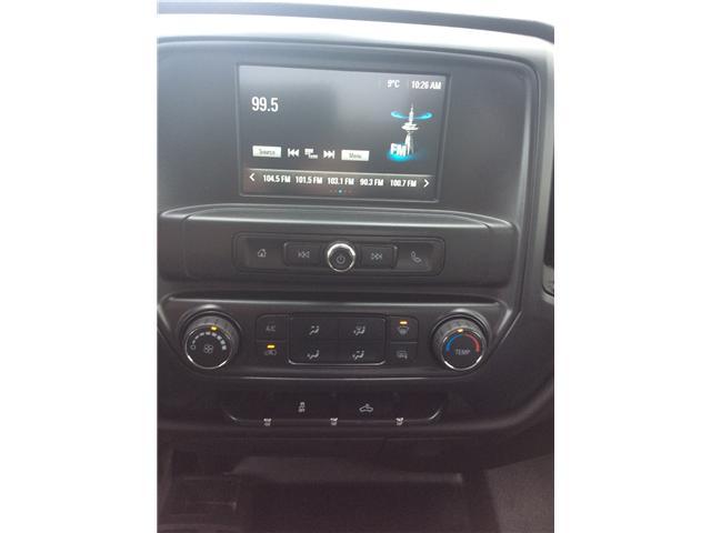 2016 Chevrolet Silverado 1500 WT (Stk: P4850) in Sault Ste. Marie - Image 9 of 9