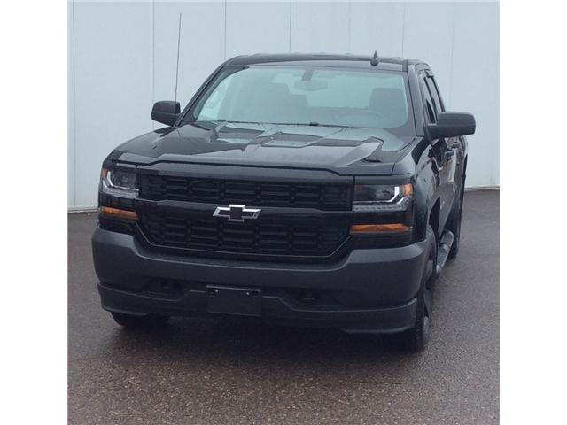 2016 Chevrolet Silverado 1500 WT (Stk: P4850) in Sault Ste. Marie - Image 1 of 9