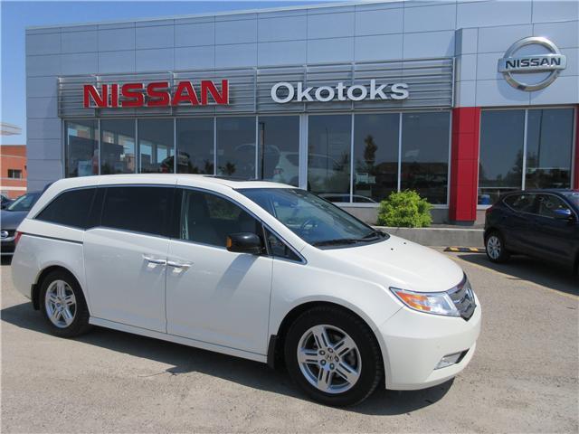 2013 Honda Odyssey Touring (Stk: 7097) in Okotoks - Image 1 of 29