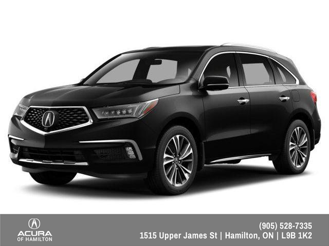 2018 Acura MDX Elite Package (Stk: 18-0343) in Hamilton - Image 1 of 1
