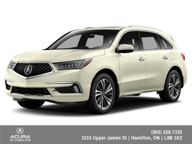 2018 Acura MDX Elite Package (Stk: 18-0344) in Hamilton - Image 1 of 1