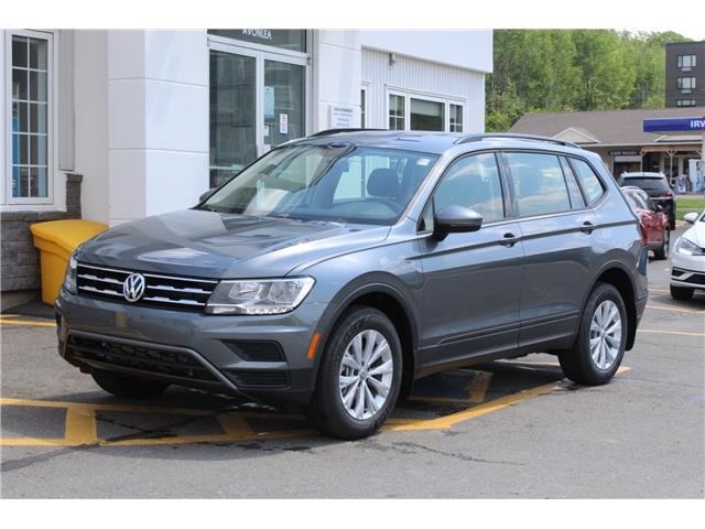 2021 Volkswagen Tiguan Trendline (Stk: 21-129) in Fredericton - Image 1 of 24