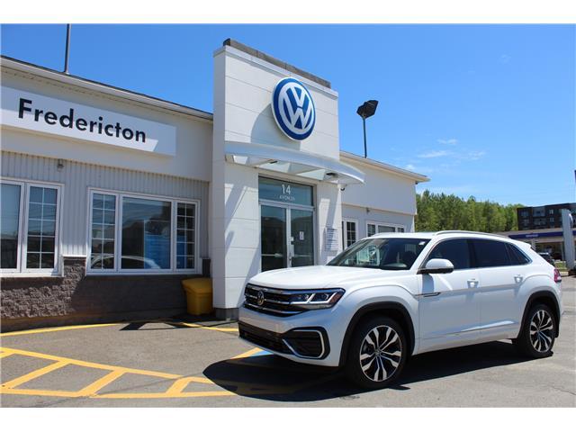 2021 Volkswagen Atlas Cross Sport 2.0 TSI Execline (Stk: 21-136) in Fredericton - Image 1 of 16