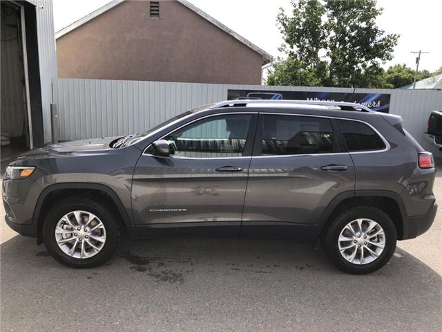 2019 Jeep Cherokee North (Stk: 13123) in Fort Macleod - Image 2 of 19