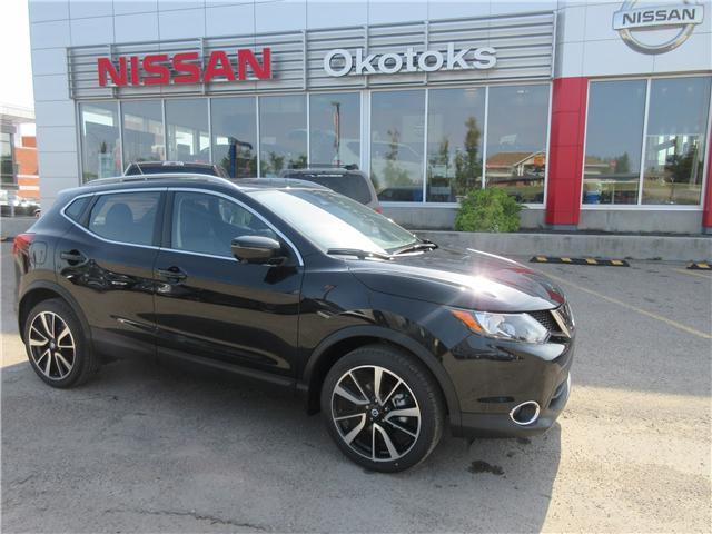 2018 Nissan Qashqai SL (Stk: 248) in Okotoks - Image 1 of 28