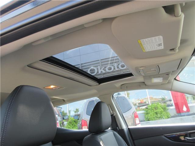2018 Nissan Qashqai SL (Stk: 227) in Okotoks - Image 9 of 38