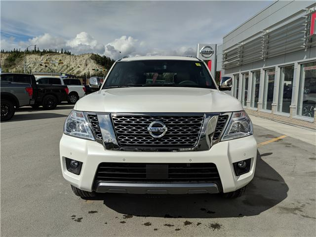 2018 Nissan Armada Platinum (Stk: 8AR4851) in Whitehorse - Image 2 of 30