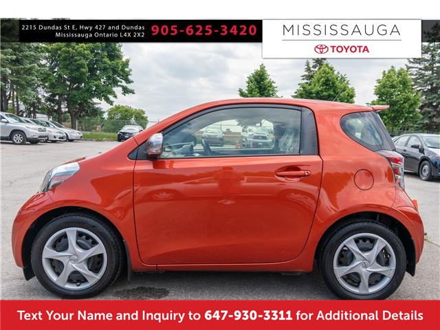 2012 Scion iQ Base (Stk: 19604A) in Mississauga - Image 2 of 16