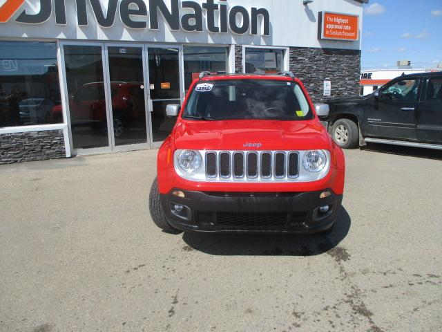 2017 Jeep Renegade Limited (Stk: B1688) in Prince Albert - Image 2 of 25