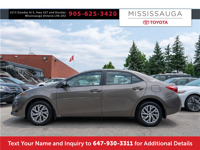 2019 Toyota Corolla LE (Stk: K3008) in Mississauga - Image 2 of 14