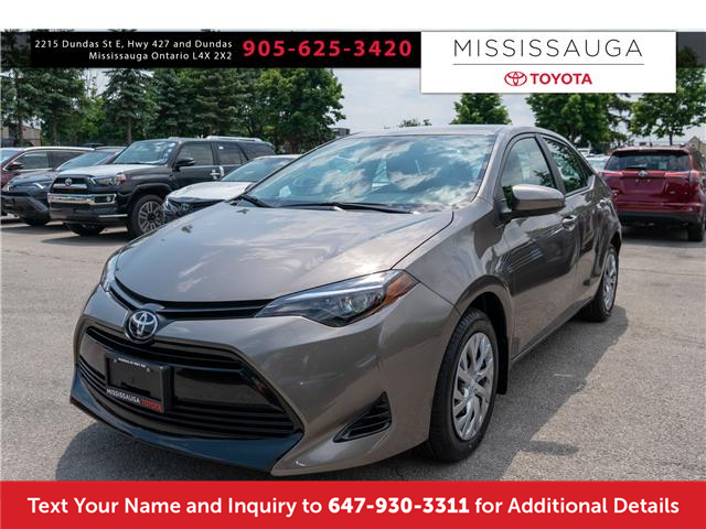 2019 Toyota Corolla LE (Stk: K3008) in Mississauga - Image 1 of 14